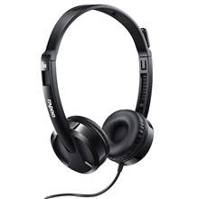 RAPOO H100 On-Ear Wired Stereo Headset